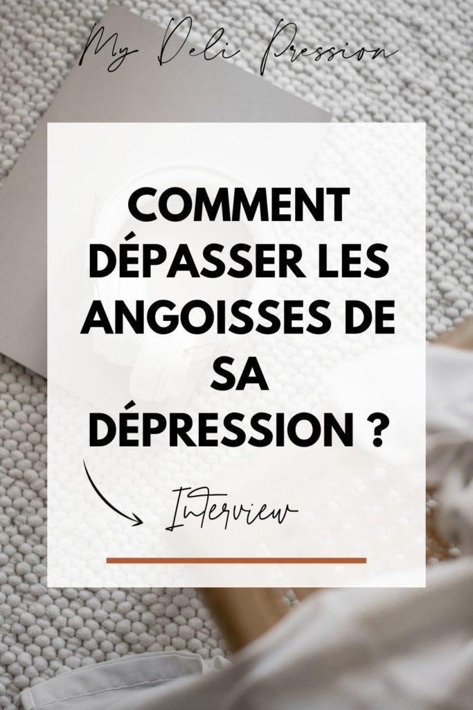 angoisse dépression