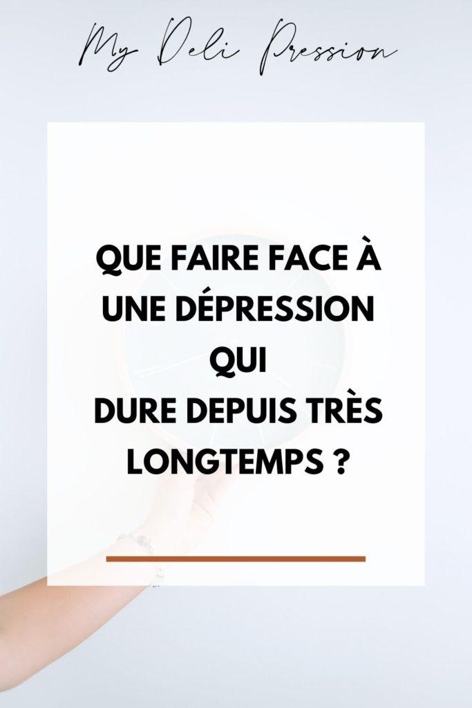dépression longue
