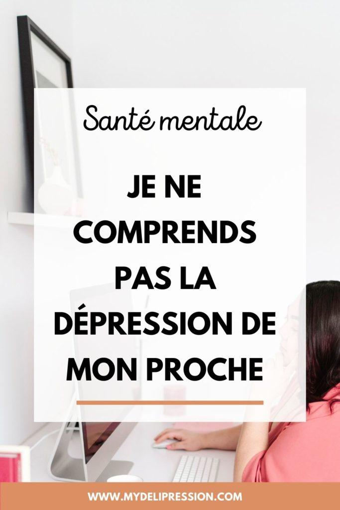 ccomprendre la dépression