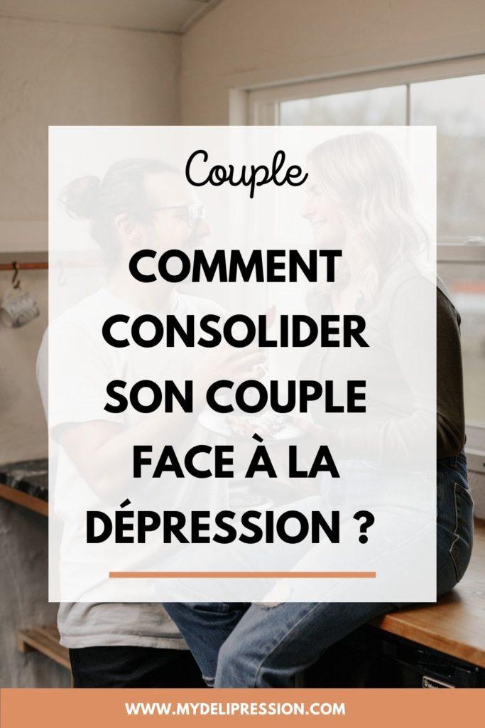 consolider son couple dépression